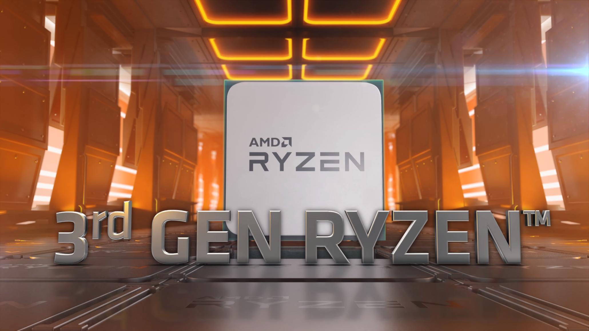 דגם שמונה ליבות מהדור החדש של AMD בירידת מחיר קלה