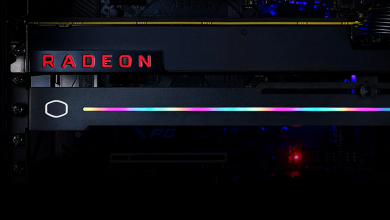 Photo of the new addition to your system: Cooler Master introduces RGB support for video cards