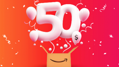 Photo of Multiple Deals This is here: Bank Hapoalim is offering a discount of 50 dollars on Amazon shopping