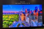 המפלצות: טלוויזיות 8K בגודל של קיר שלם