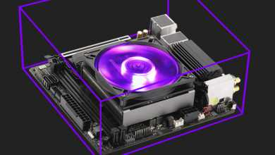 Photo of New cooling coming into play: Cooler Master MasterAir G200P