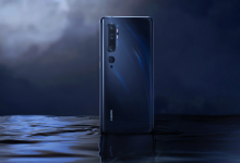 Photo of the official importer: The advanced Xiaomi Mi Note 10 Pro is available in Israel