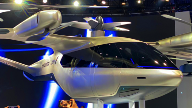 Photo of High above Everyone: Hyundai's Flying Taxi and Uber premiered
