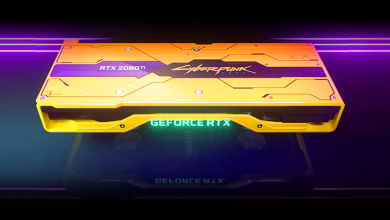 Photo of New Collaboration: GeForce RTX 2080 Ti inspired by Cyberpunk 2077