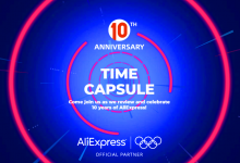 Photo of the right time and place: AliExpress celebrates a decade of great promotions