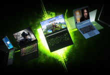 Photo of Seeing Green Everywhere: New NVIDIA video cards for laptops