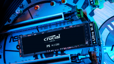 Photo of Time to go: New fast SSDs on Micron's Crucial brand