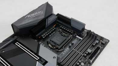 Photo of Not cheap, but manages to justify its existence: Gigabyte Z490 Aorus Master motherboard in review