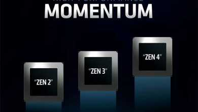Photo of AMD's word: Zen 3 processors are new this year