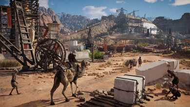 Photo of Egyptian-style weekend: Assassin's Creed Origins FREE for three days