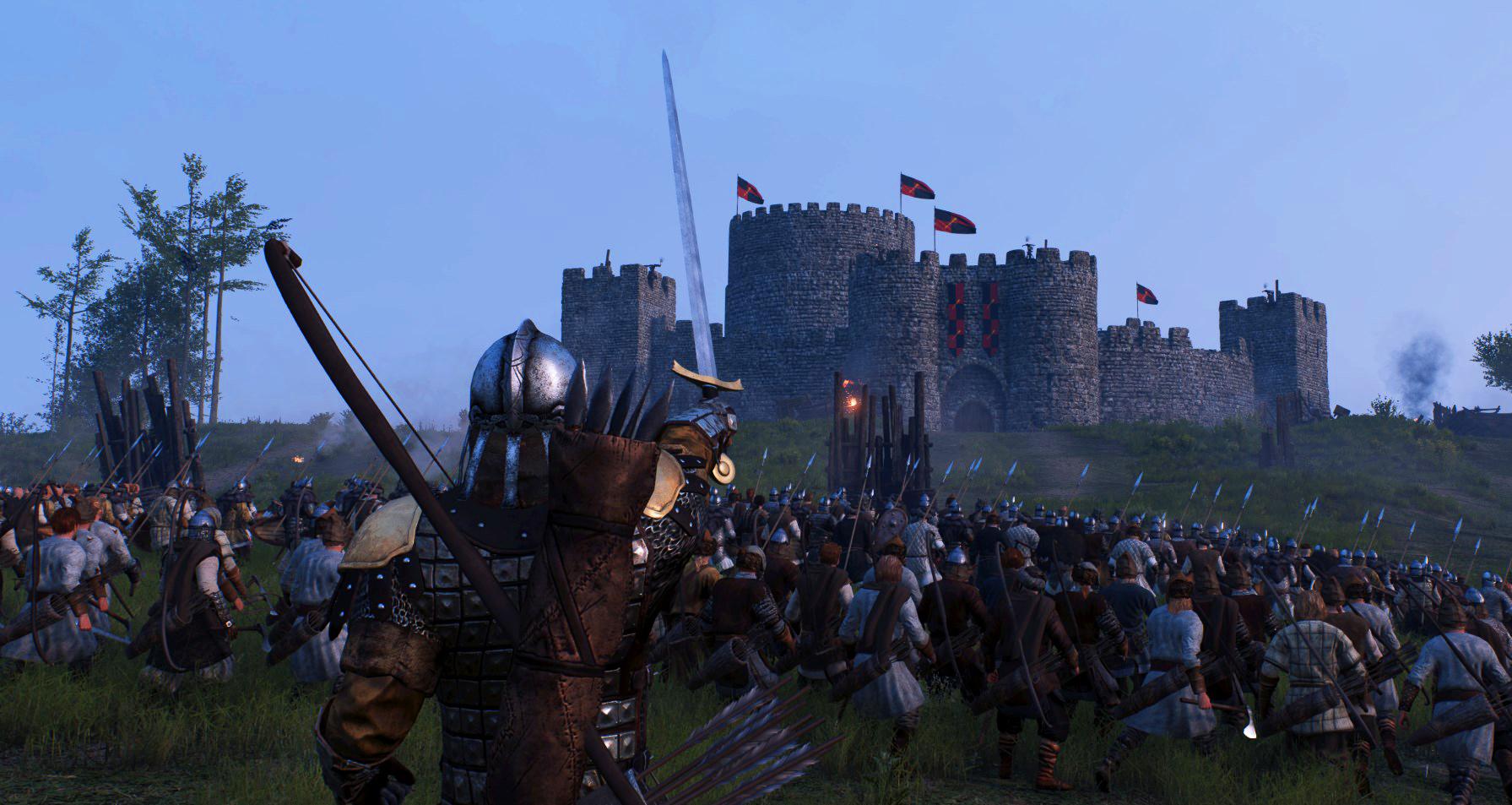 צוללים אל מלחמות ימי הביניים: אחד מהלהיטים של שנת 2020 במחיר מצוין ...