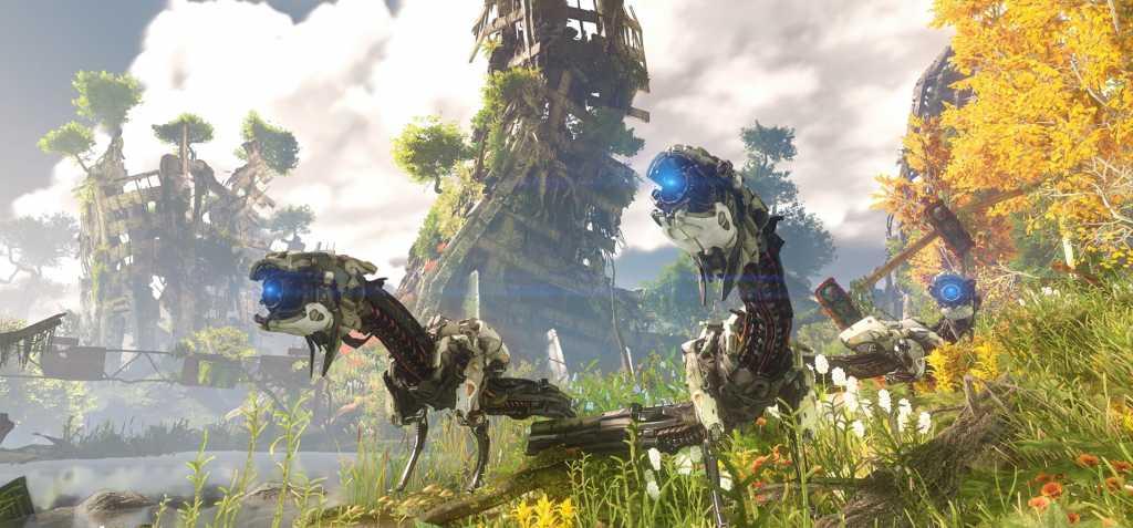 שווה להיות חברים של Sony: המשחק Horizon: Zero Dawn זמין חינם לכולם