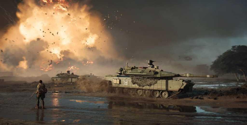 עם רובוט מחמד, בלי מצב משחק עלילתי: Battlefield 2042 מגיע עם תאריך השקה קרוב
