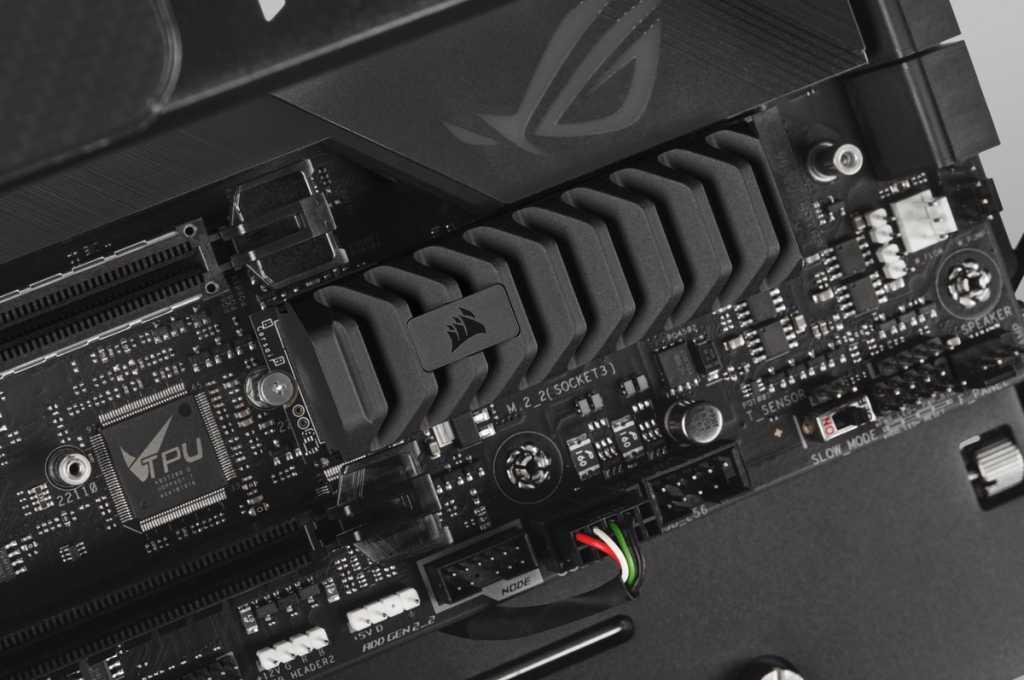 סוחטים את כל המיץ מ-PCI-Express 4.0: כונני NVMe בכירים חדשים של Corsair מושקים